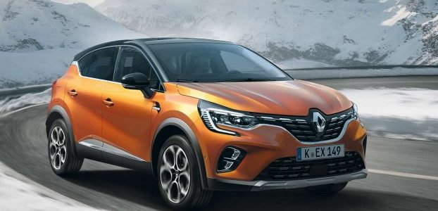 Premiere am 11. Januar 2020: Der neue Renault Captur